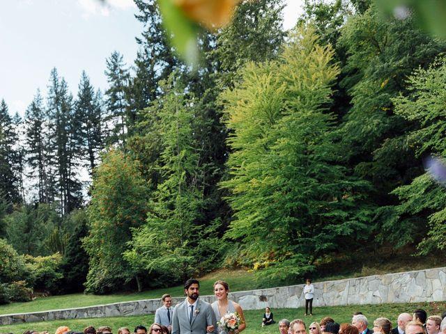 Ricky and Michiko's wedding in Nelson, British Columbia 34