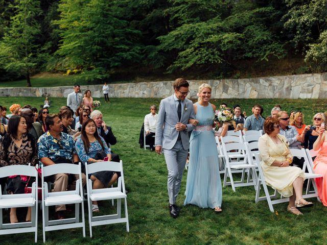 Ricky and Michiko's wedding in Nelson, British Columbia 35