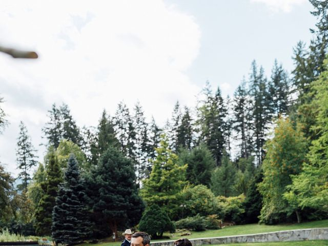 Ricky and Michiko's wedding in Nelson, British Columbia 37