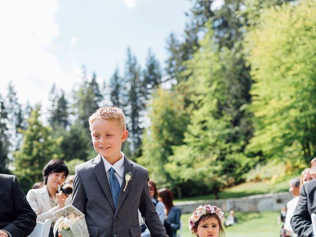 Ricky and Michiko's wedding in Nelson, British Columbia 39