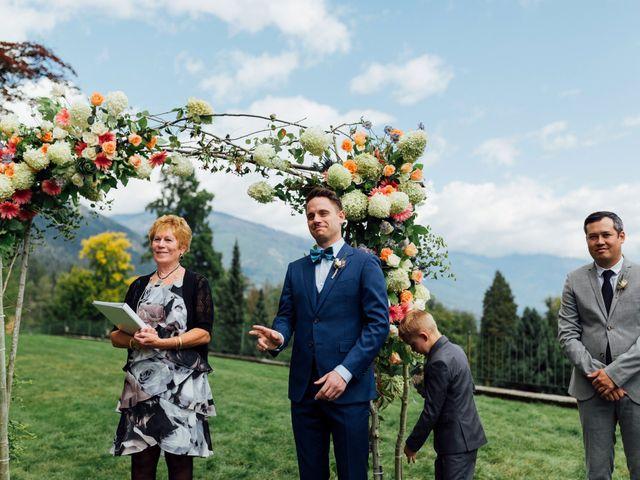 Ricky and Michiko's wedding in Nelson, British Columbia 41