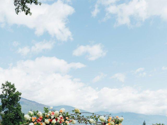 Ricky and Michiko's wedding in Nelson, British Columbia 44