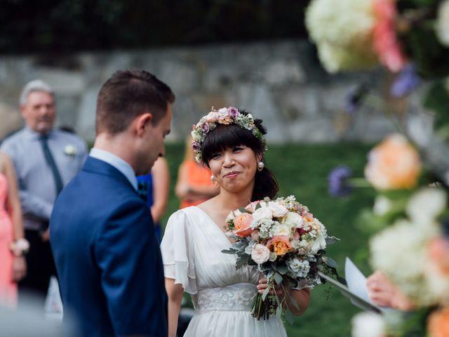 Ricky and Michiko's wedding in Nelson, British Columbia 47