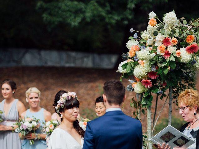 Ricky and Michiko's wedding in Nelson, British Columbia 49