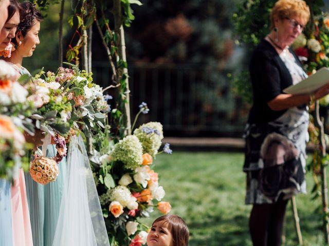 Ricky and Michiko's wedding in Nelson, British Columbia 55