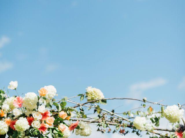 Ricky and Michiko's wedding in Nelson, British Columbia 1