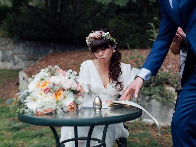 Ricky and Michiko's wedding in Nelson, British Columbia 57