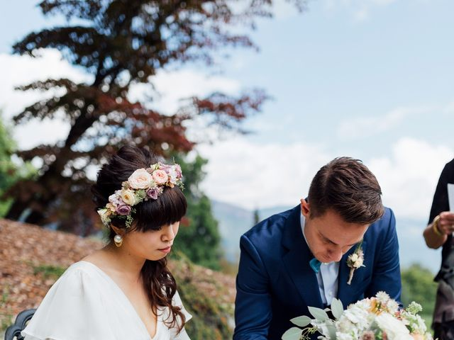 Ricky and Michiko's wedding in Nelson, British Columbia 58