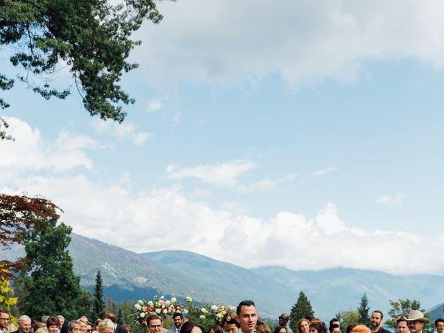 Ricky and Michiko's wedding in Nelson, British Columbia 65