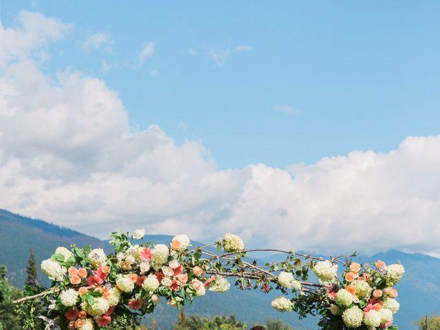 Ricky and Michiko's wedding in Nelson, British Columbia 72