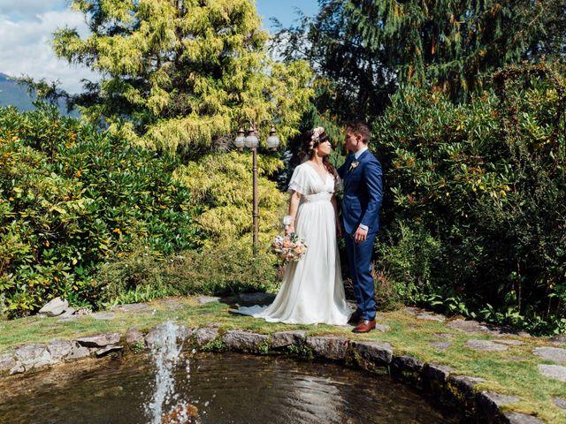 Ricky and Michiko's wedding in Nelson, British Columbia 78