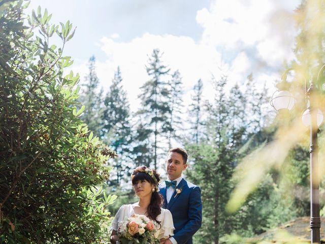 Ricky and Michiko's wedding in Nelson, British Columbia 81