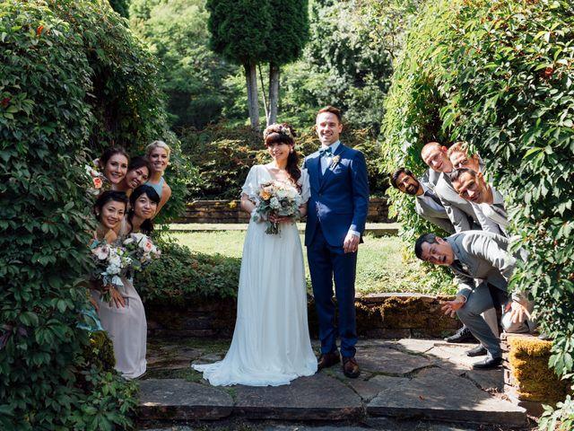 Ricky and Michiko's wedding in Nelson, British Columbia 85