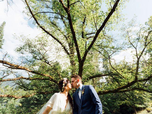Ricky and Michiko's wedding in Nelson, British Columbia 99