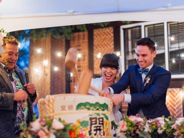 Ricky and Michiko's wedding in Nelson, British Columbia 126