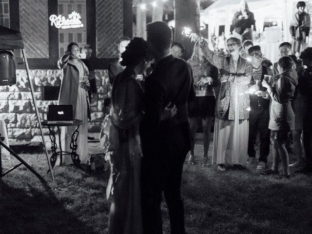 Ricky and Michiko's wedding in Nelson, British Columbia 131