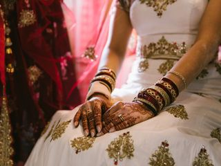 The wedding of Reena and Nishil 3
