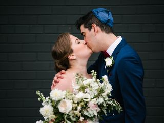 The wedding of Jessie and Jonathan