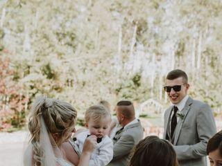 The wedding of Taylor and Tracen 1