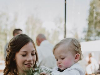 The wedding of Taylor and Tracen 2