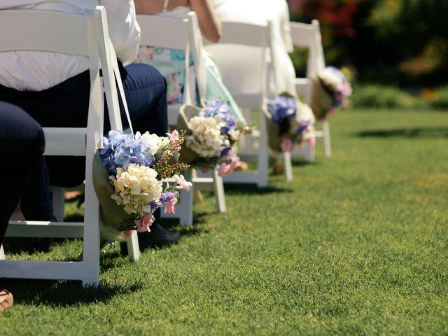 Emilie and Max's wedding in Kelowna, British Columbia 1