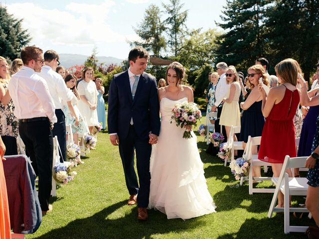 The wedding of Max and Emilie