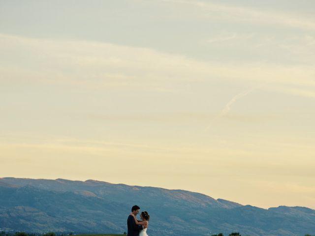 Emilie and Max's wedding in Kelowna, British Columbia 2