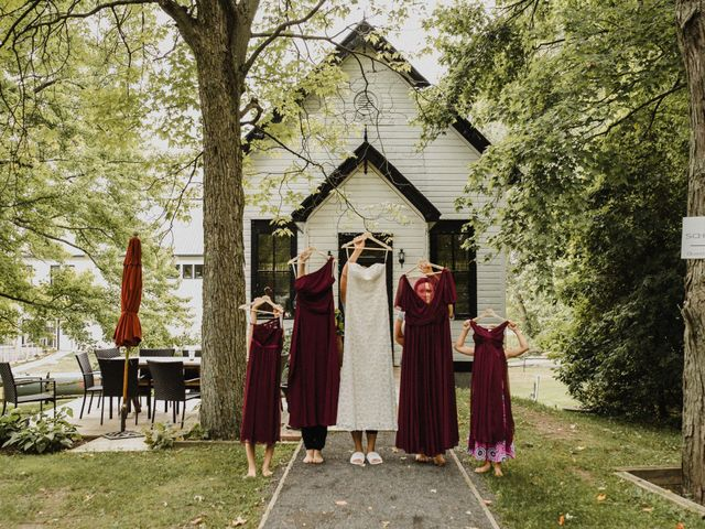 Paul and Alexandra's wedding in Ottawa, Ontario 8