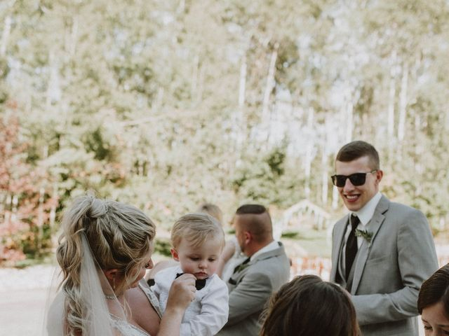 Tracen and Taylor's wedding in Spruce Grove, Alberta 3