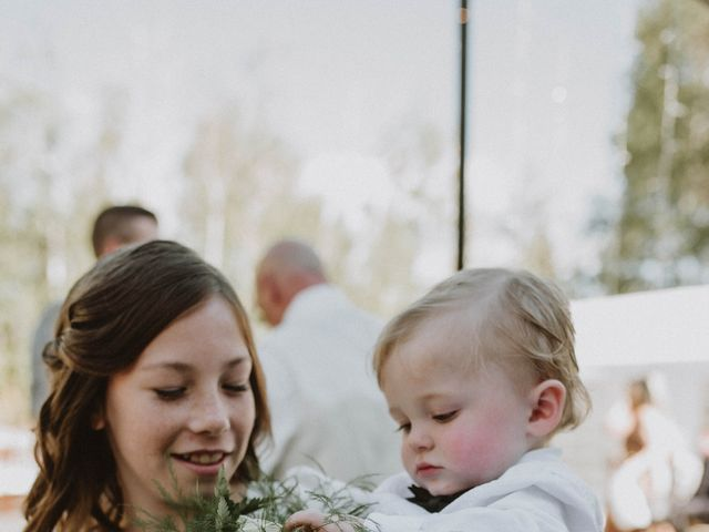 Tracen and Taylor's wedding in Spruce Grove, Alberta 4