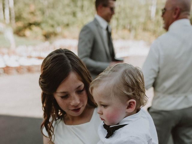 Tracen and Taylor's wedding in Spruce Grove, Alberta 5
