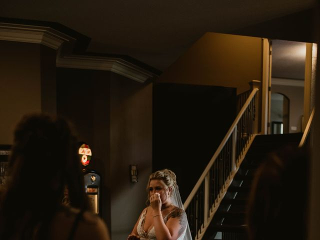 Tracen and Taylor's wedding in Spruce Grove, Alberta 7
