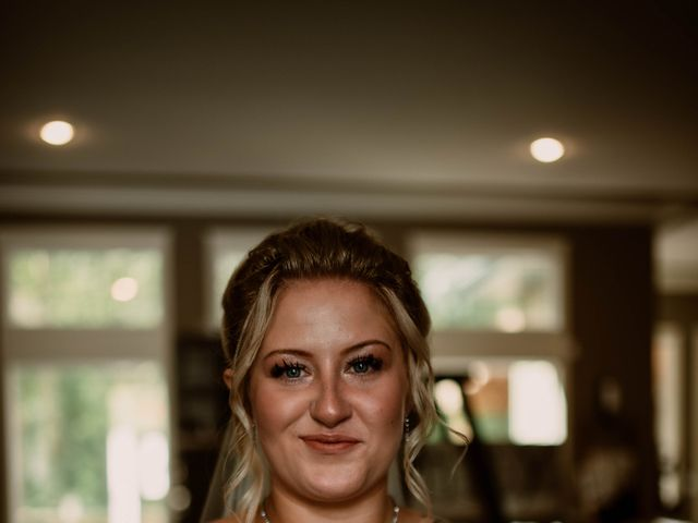 Tracen and Taylor's wedding in Spruce Grove, Alberta 8