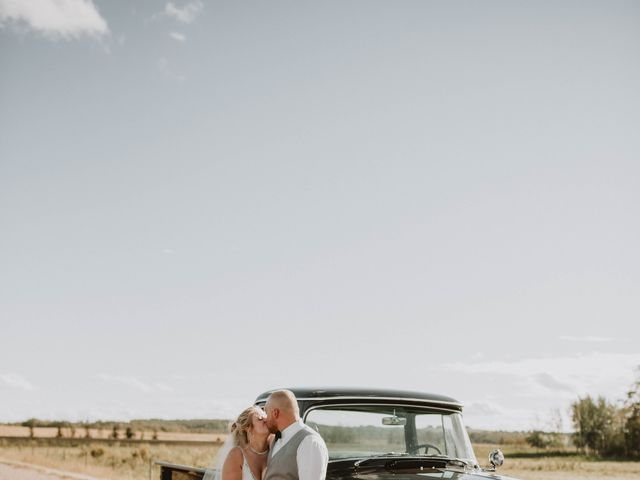 Tracen and Taylor's wedding in Spruce Grove, Alberta 13