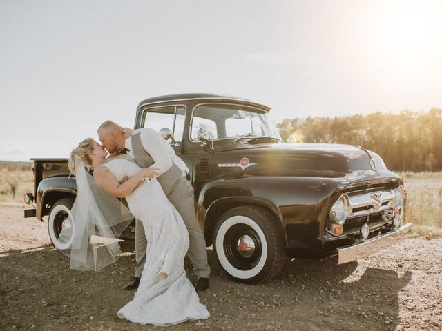 Tracen and Taylor's wedding in Spruce Grove, Alberta 18