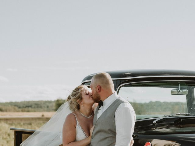 Tracen and Taylor's wedding in Spruce Grove, Alberta 28