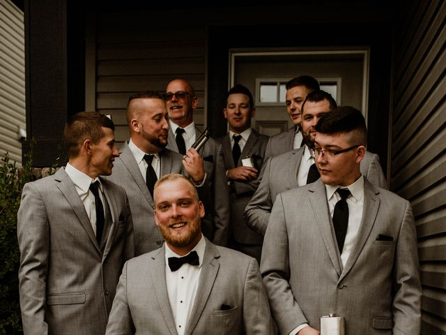 Tracen and Taylor's wedding in Spruce Grove, Alberta 36