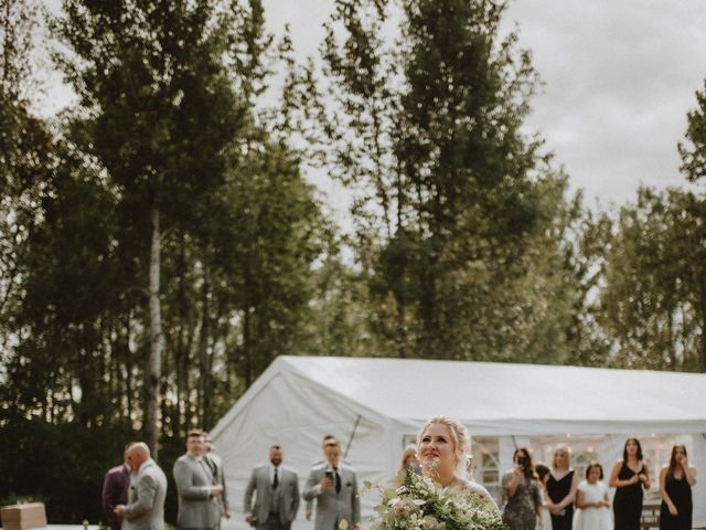 Tracen and Taylor's wedding in Spruce Grove, Alberta 43