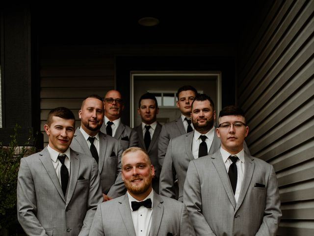 Tracen and Taylor's wedding in Spruce Grove, Alberta 45