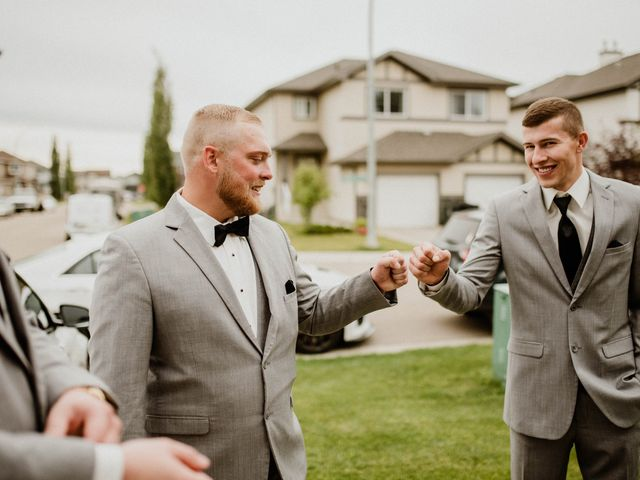 Tracen and Taylor's wedding in Spruce Grove, Alberta 46