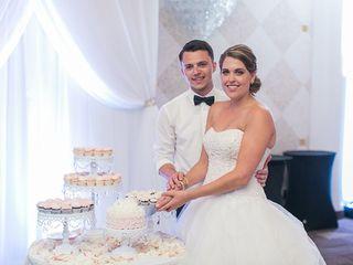 The wedding of Rachel and Daniel