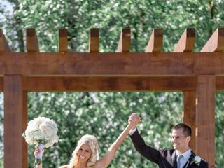 The wedding of Nicole and Blake