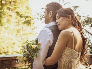 The wedding of Silvana and Lucas