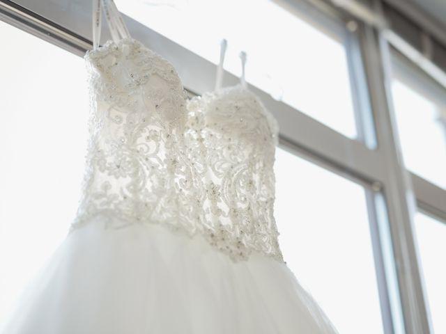 Blake and Nicole's wedding in Vancouver, British Columbia 2