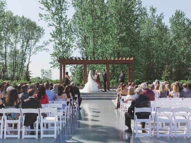 Blake and Nicole's wedding in Vancouver, British Columbia 8