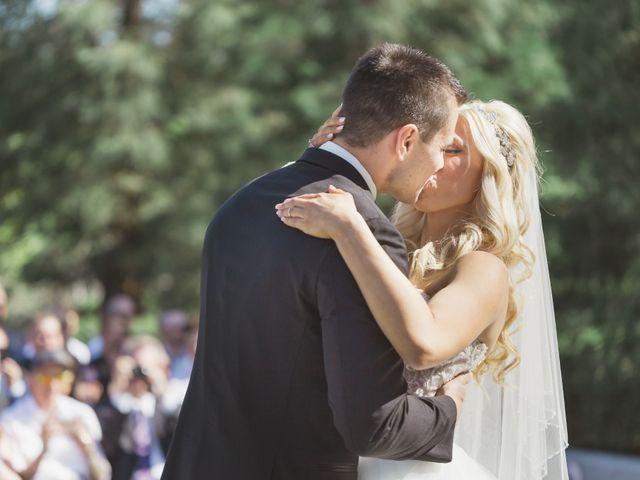 Blake and Nicole's wedding in Vancouver, British Columbia 9