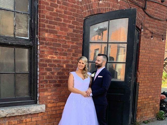 Nathan and Sonia's wedding in Hamilton, Ontario 1