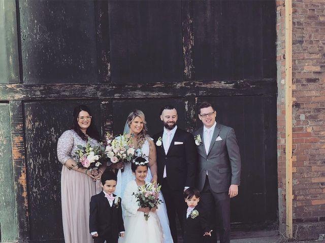 Nathan and Sonia's wedding in Hamilton, Ontario 2