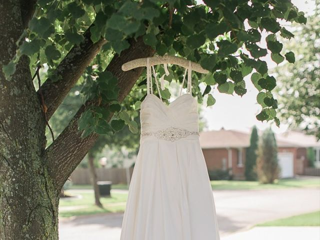 Paul and Dayne's wedding in St Catharines, Ontario 3