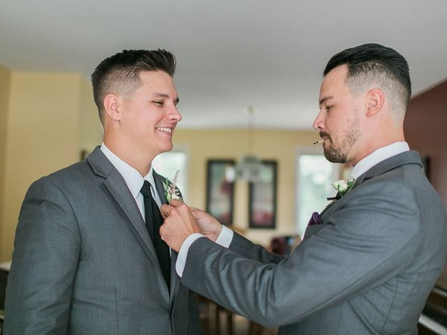 Paul and Dayne's wedding in St Catharines, Ontario 28